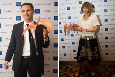 Flere vinnere – National Magazine Awards i New York